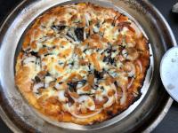 きのこ狩りとピザ焼き12