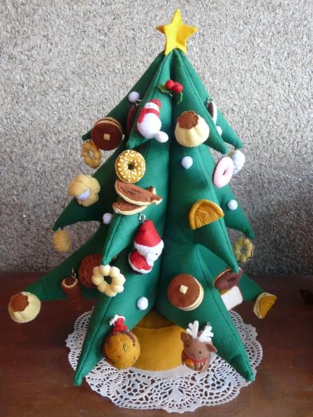 クリスマスツリー B 1