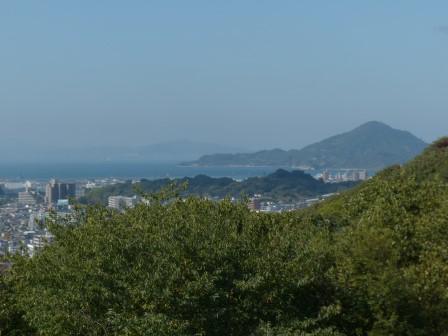 本丸広場からの眺め 4