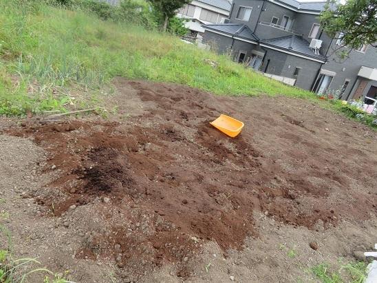 牛糞堆肥1