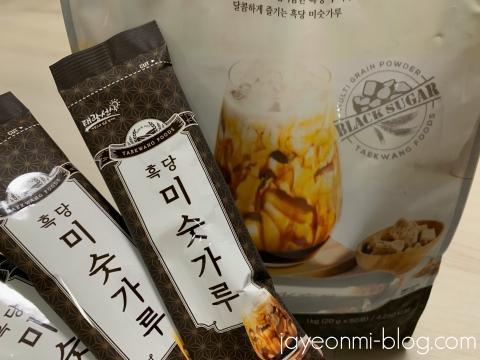 黒糖ブーム_お菓子_ミスカル_韓国_2019年11月_2