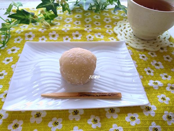 レンジで生姜餡饅頭