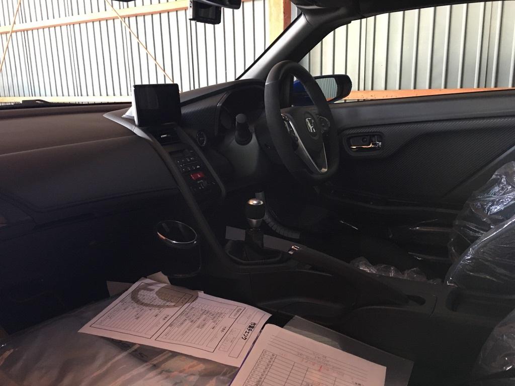 S660 助手席側