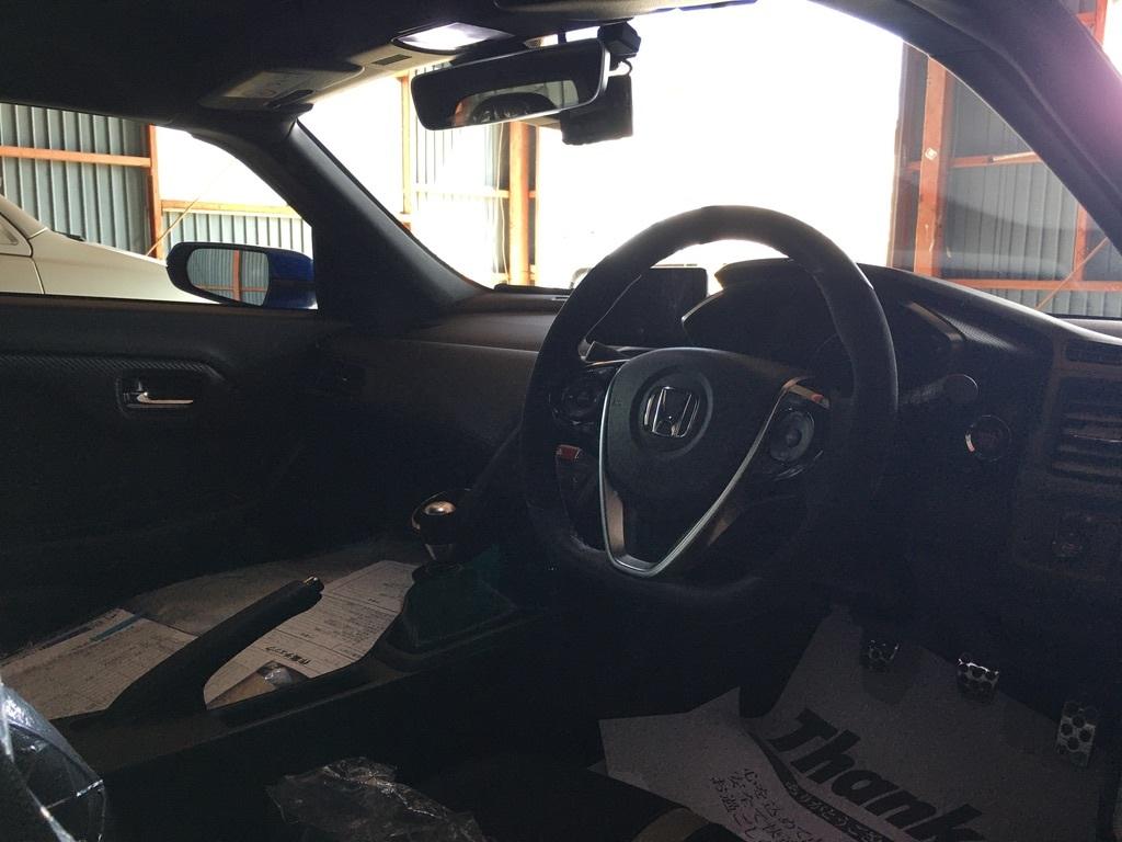 S660 運転席側