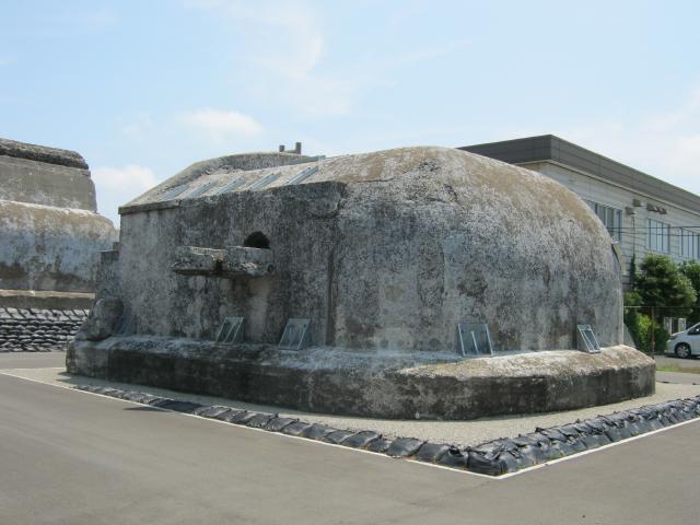 第3海堡砲側弾庫 (3)