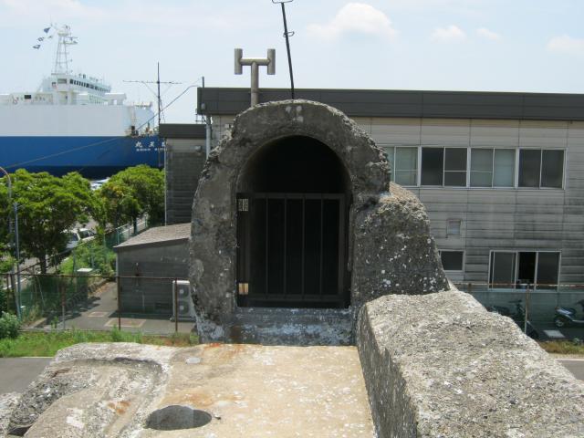 第3海堡 探照灯庫 (12)