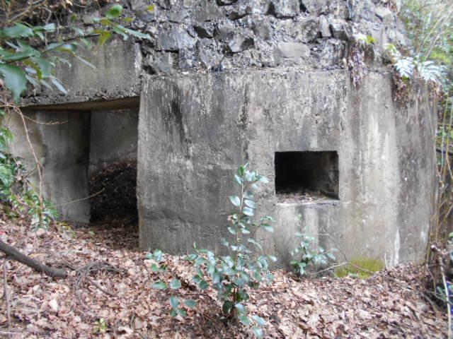 濃霞山監視哨 (2)