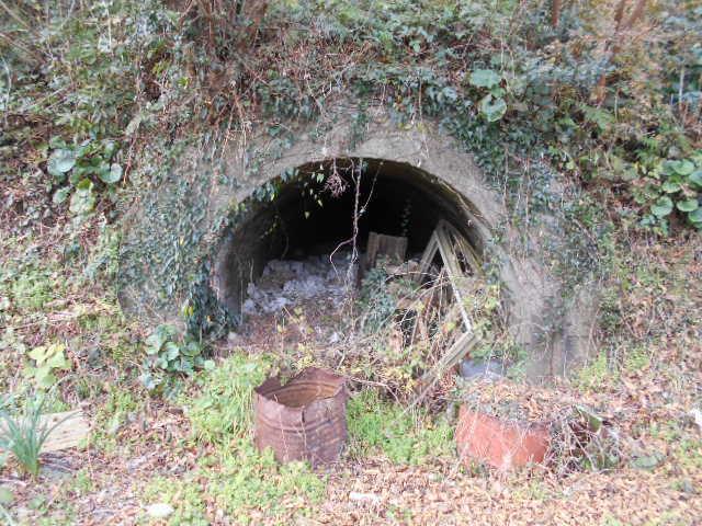 長島山地下壕 (6)
