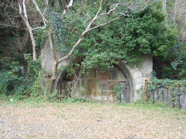 長島山地下壕 (8)