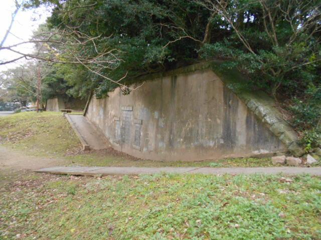 田向山砲座 (1)