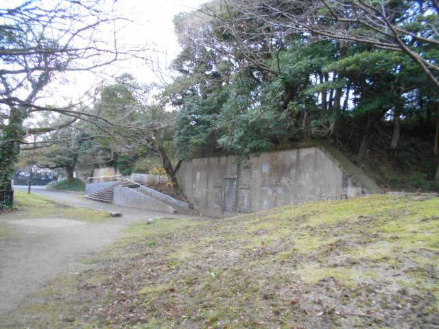 田向山砲座 (5)