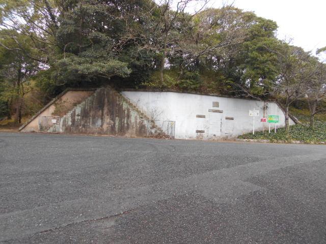 田向山砲座 (10)