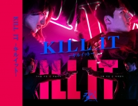 KILL IT -キルイットダイソー表紙(枚数多)