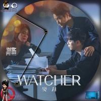 WATCHER<ウォッチャー>ハングル汎用DVD