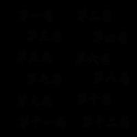 陽炎TTF教育漢字