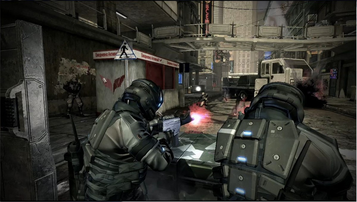 FPSゲーム