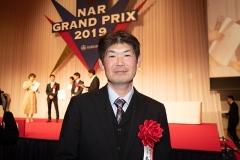 200217 NARグランプリ 本田宗幸厩務員