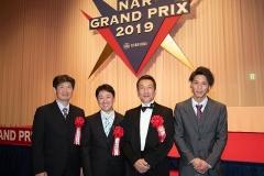 200217 NARグランプリ ヴァケーション号関係者