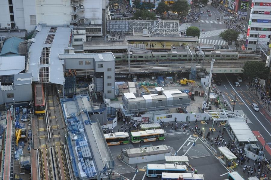 E231 渋谷