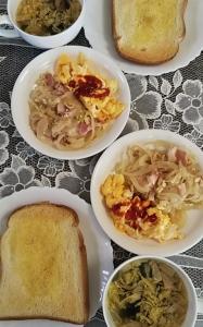 朝ご飯2.3.22