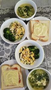 朝ご飯2.4.26