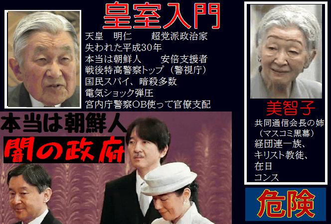 ☆危険 闇の政府0