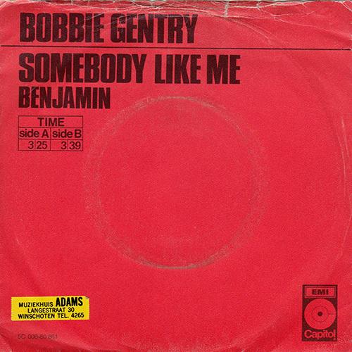 Bobbie Gentry / Somebody Like Me