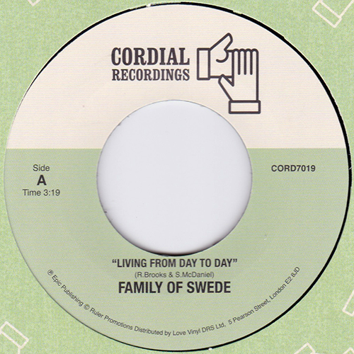 Family of Swede / Living From Day To Day