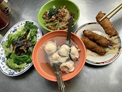金仙魚丸永楽市場店