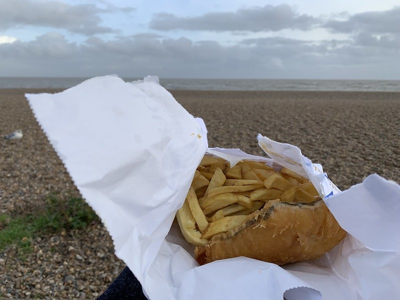 Fish and chips Aldeburgh