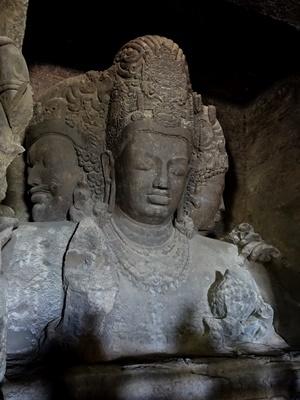 エレファンタ島仏像2004