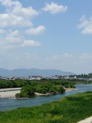 宇治川散歩2005