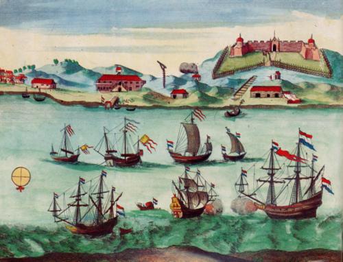オランダ台湾