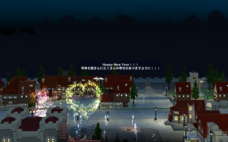 カウントダウン・花火01