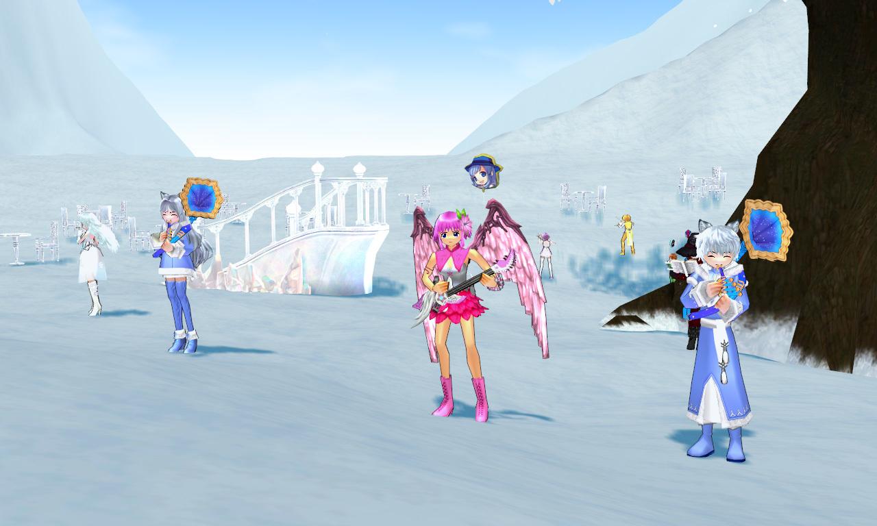 雪花演奏NPC1