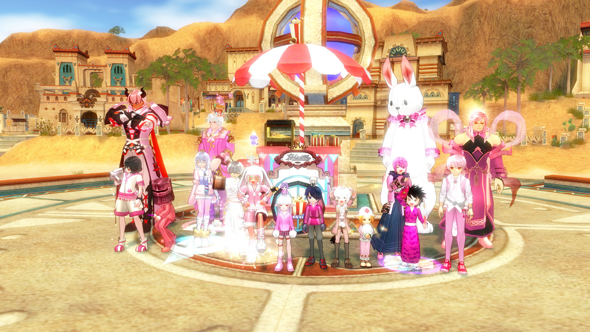 ピンク撮影会06
