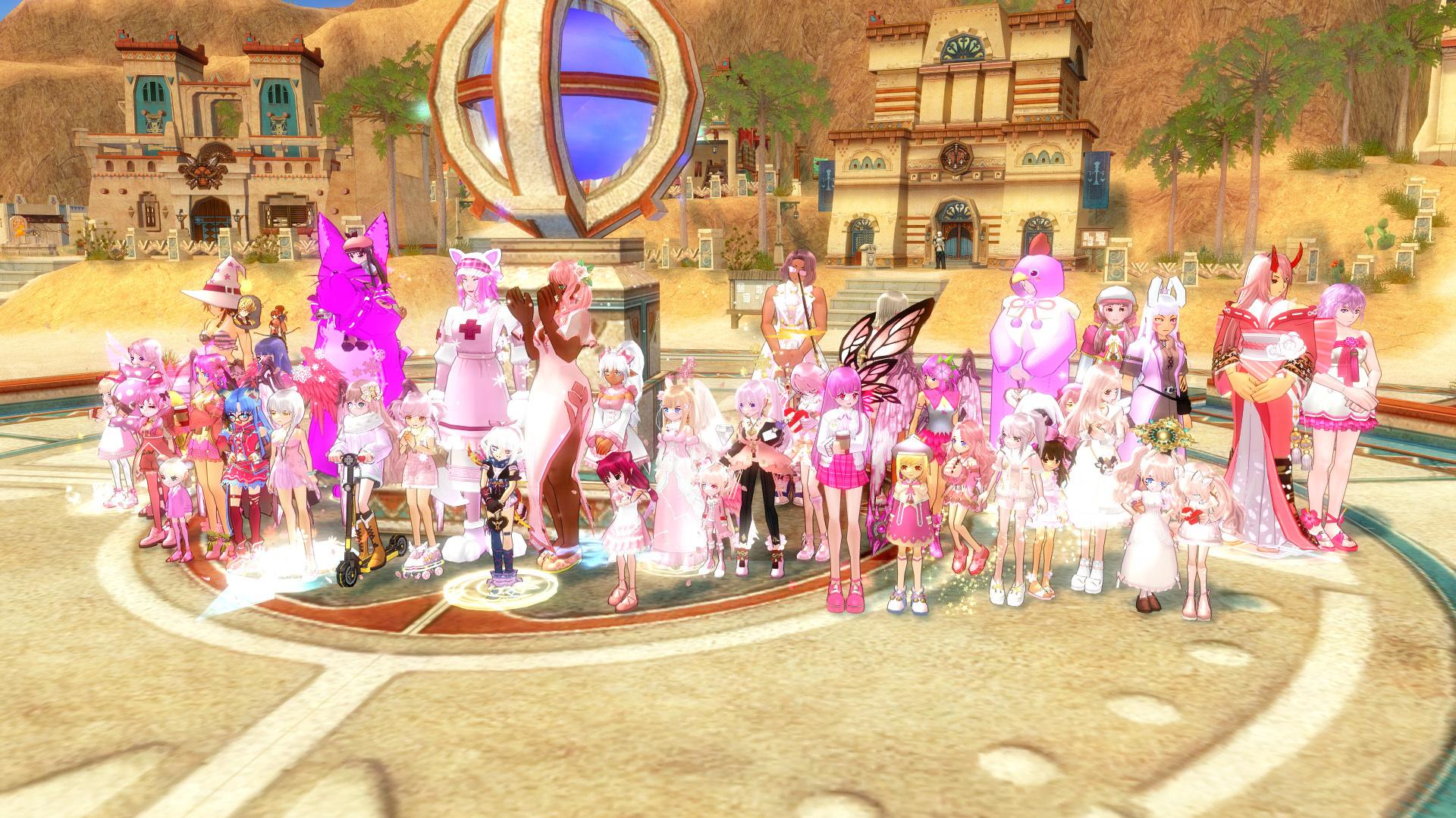 ピンク撮影会07