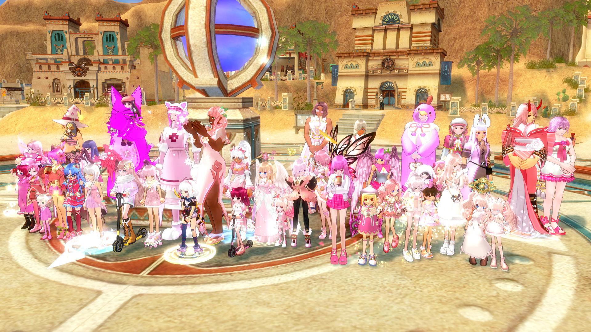 ピンク撮影会08