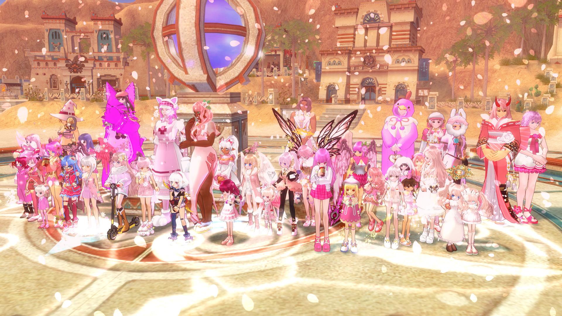 ピンク撮影会09