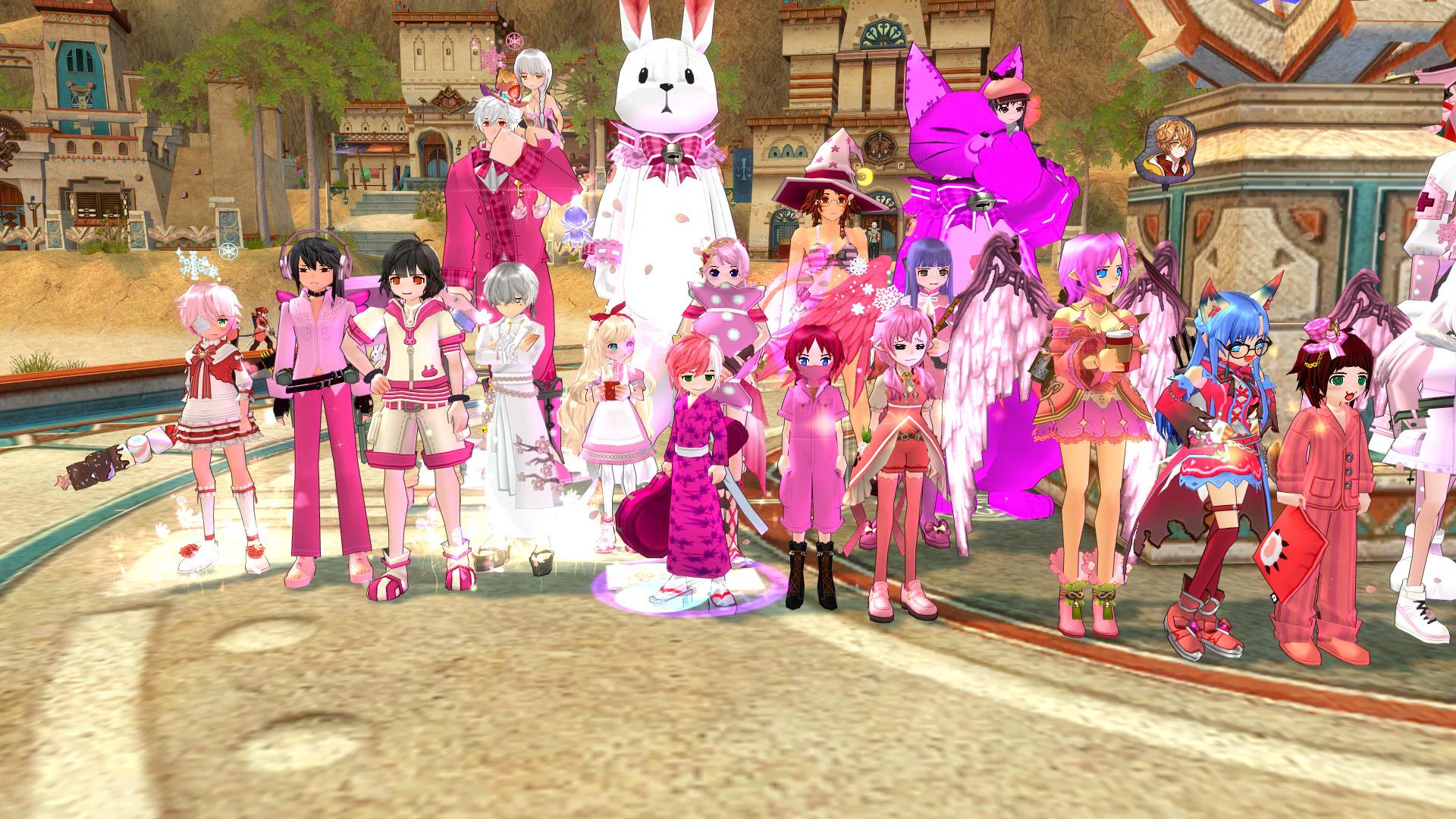 ピンク撮影会11