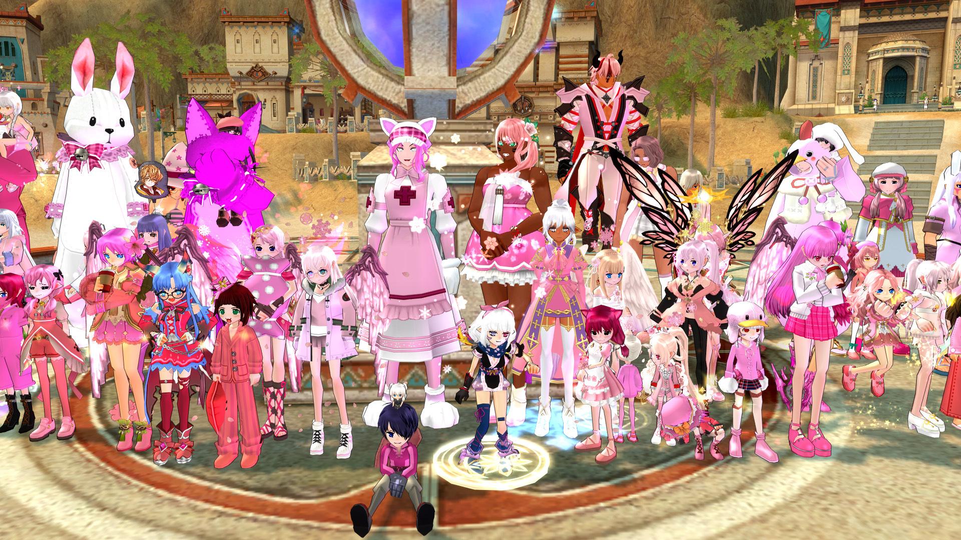 ピンク撮影会12