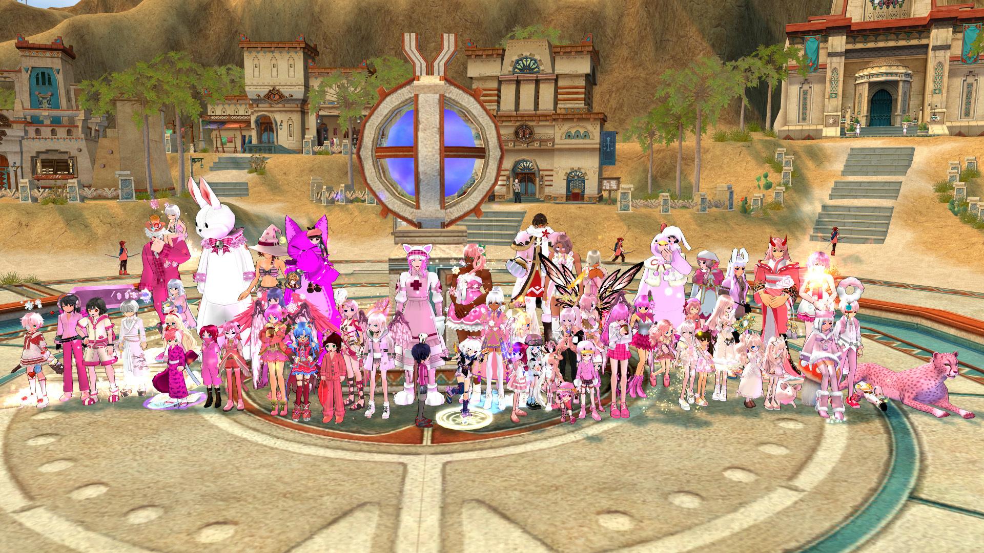 ピンク撮影会14