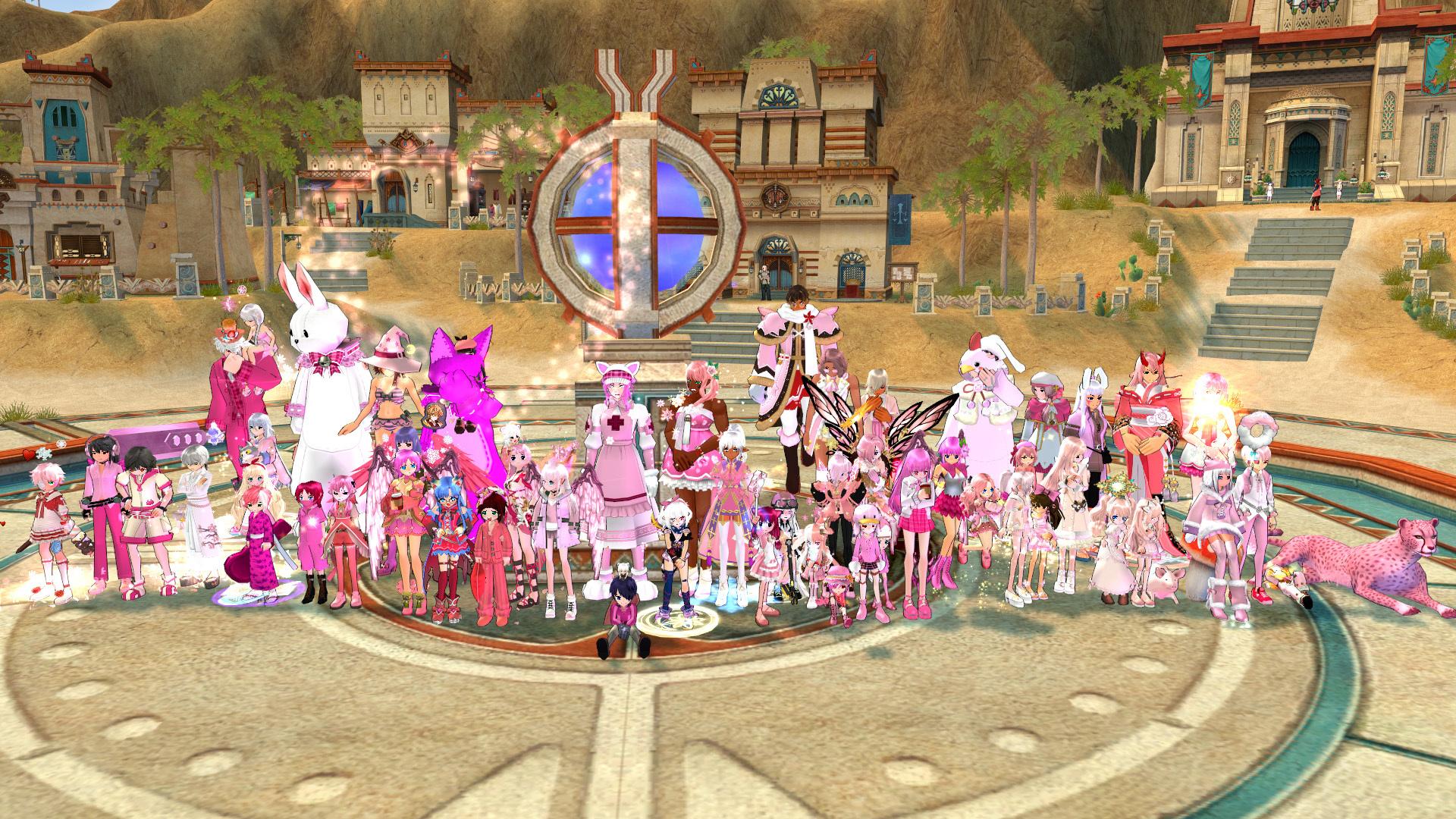 ピンク撮影会15
