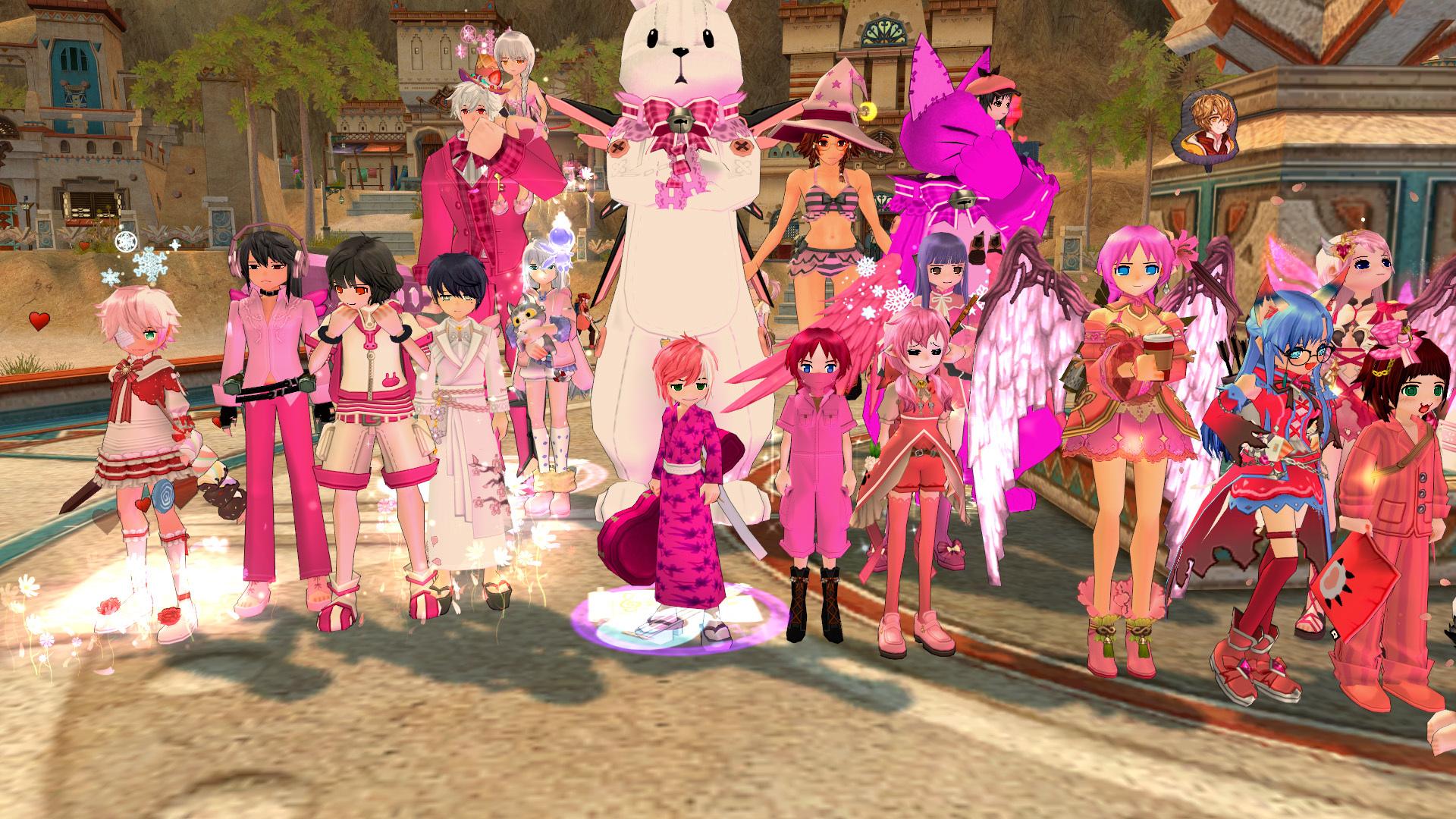 ピンク撮影会16