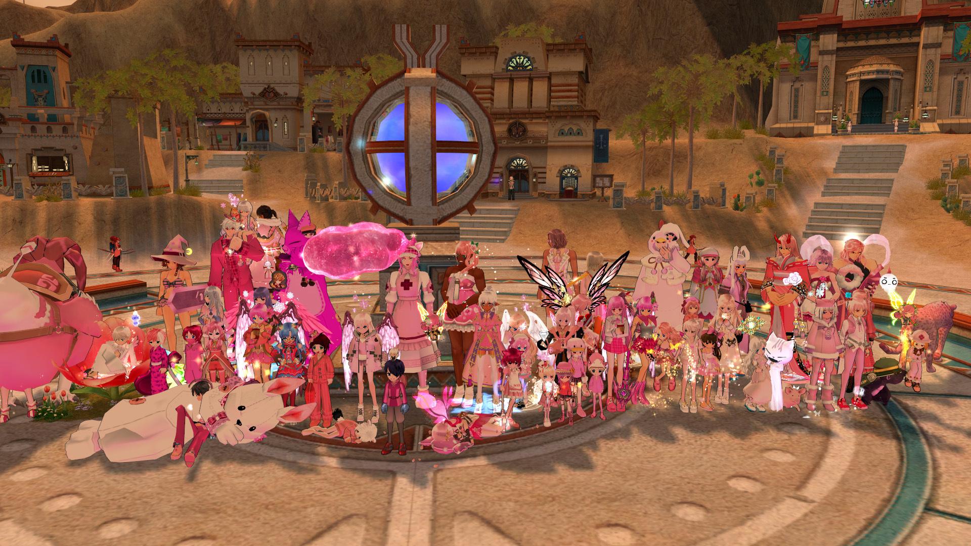 ピンク撮影会21