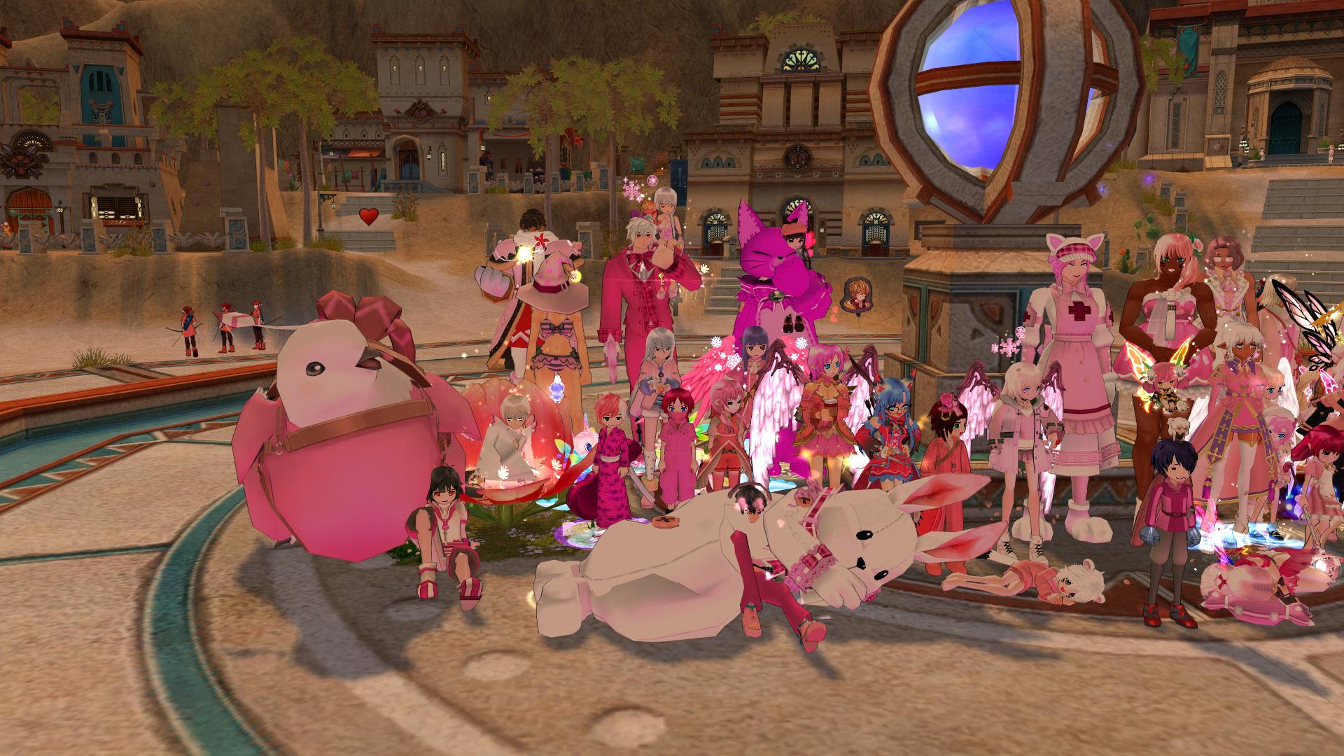 ピンク撮影会22