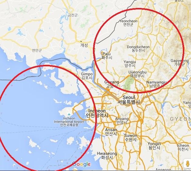 韓国2つの円