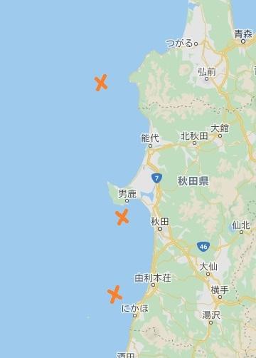 日本海連動