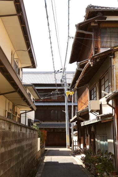 旧川本家住宅と旧山中楼