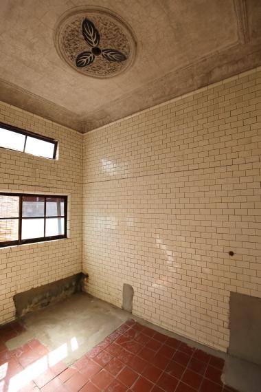 旧川本家住宅・浴室
